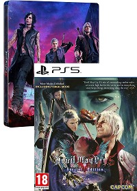 Devil May Cry 5 [Special Steelbook uncut Edition] (PS5™)