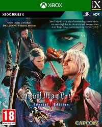 Devil May Cry 5 [Special uncut Edition] (Xbox Series X)