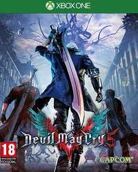 Devil May Cry 5 [uncut Edition] - Cover beschädigt (Xbox One)