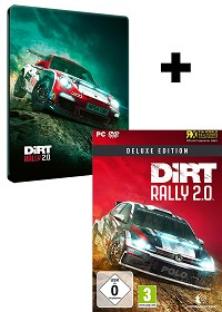 DiRT Rally 2.0 [Deluxe Early Access STEELBOOK Edition] inkl. Bonus (PC)