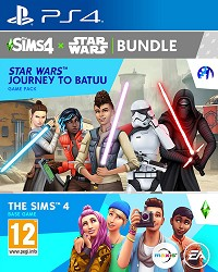 Die Sims 4 Star Wars: Reise nach Batuu-Bundle (PS4)