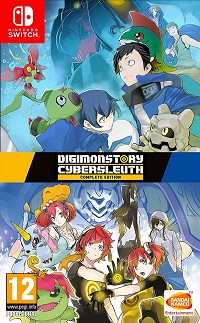 Digimon Story: Cyber Sleuth [Complete Edition] (Nintendo Switch)