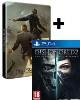 Dishonored 2: Das Vermächtnis der Maske [Steelbook AT uncut Edition] + 5 Bonus DLCs (PS4)