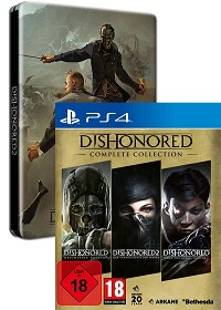 Dishonored [Complete Steelbook uncut Collection] (PS4)
