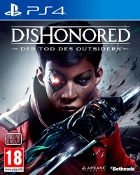 Dishonored: Der Tod des Outsiders  [uncut Edition] (PS4)