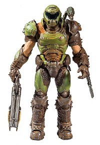 Doom Eternal Actionfigur Doom Slayer (18 cm) (Merchandise)
