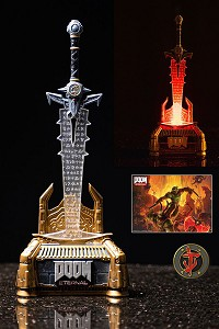 Doom Eternal Crucible Blade Collection Replik (Merchandise)