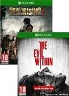 Horrorpack: The Evil Within + Dead Rising 3 (Xbox One)