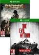 Horrorpack: The Evil Within + Dead Rising 3
