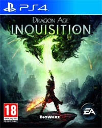Dragon Age 3: Inquisition [uncut Edition] - Cover beschädigt (PS4)