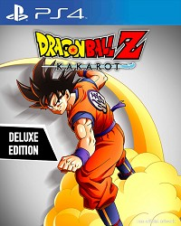 Dragon Ball Z: Kakarot [Deluxe Edition] (PS4)