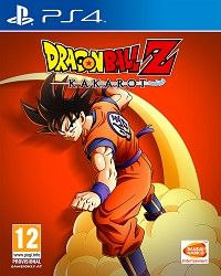 Dragon Ball Z: Kakarot [PEGI Standard Edition] (PS4)
