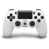 DualShock 4 wireless Controller Glacier White V2 (PS4)