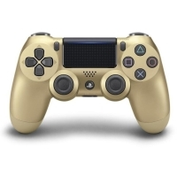 DualShock 4 wireless Controller Gold V2