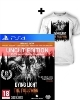 Dying Light Teil 1 + The Following [Enhanced AT uncut Edition] + T-Shirt (L) (PS4)