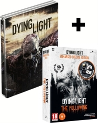 Dying Light: The Following Enhanced [Special Edition uncut + Steelbook] + Kettensäge (PC)