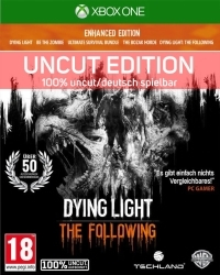 Dying Light The Following [Enhanced uncut Edition] - Cover beschädigt (Xbox One)