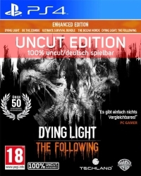 Dying Light: The Following Enhanced [EU uncut Edition] + Bonus + Kettensäge (Limitiert) (PS4)