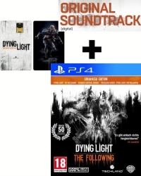 Dying Light Teil 1 + The Following [Enhanced Special uncut Edition] inkl. Soundtrack + USB Karte (PS4)