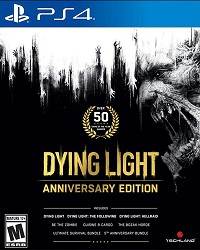 Dying Light: Anniversary Edition (PS4)