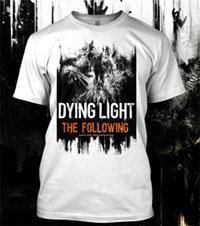 Dying Light: The Following - Artwork Shirt (L) (Merchandise)