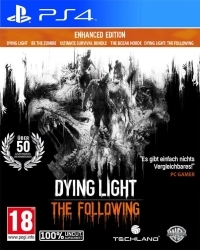 Dying Light: The Following Enhanced [EU uncut Edition] - Erstauflage - Cover beschädigt (PS4)