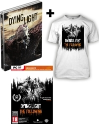 Dying Light Teil 1 + The Following [Enhanced Special Edition uncut + Steelbook] + T-Shirt + Kettensäge (PC)