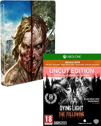 Dying Light [uncut Edition] + Zombie Steelbook - Erstauflage (Xbox One)