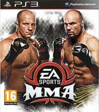 EA Sports MMA (Mixed Martial Arts) [uncut Edition]