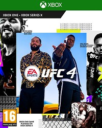 EA Sports UFC 4 [Bonus uncut Edition] (Xbox One)