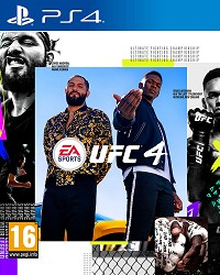 EA Sports UFC 4 [EU uncut Edition] (PS4)