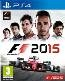 F1 2015 in Anlieferung