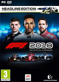 F1 (Formula 1) 2018 [Headline Edition] (PC)