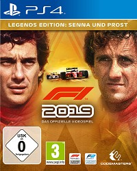 F1 (Formula 1) 2019 [Legends Edition] (PS4)