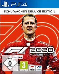 F1 (Formula 1) 2020 [Schumacher Deluxe Edition] (PS4)