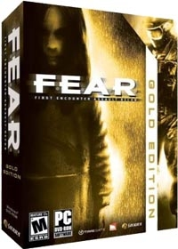 Fear GOLD complete Box [uncut Edition]