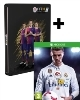 FIFA 18 [Limited AT PEGI Steelbook Edition] inkl. 14 Preorder DLCs (Xbox One)