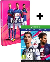 FIFA 19 [Limited Champions Steelbook Edition] (Xbox One)