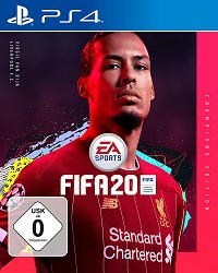 FIFA 20 [Champions Edition] inkl. Preorder Boni + Early Access (PS4)