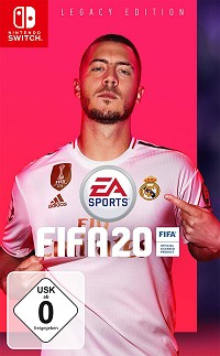 FIFA 20 [Legacy Edition] (Nintendo Switch)