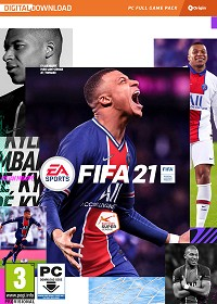 FIFA 21 [Bonus Edition] (Code in a Box) (PC)