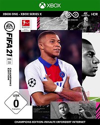FIFA 21 [Champions Edition] (Xbox One)
