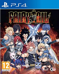 Fairy Tail [EU] (PS4)