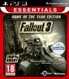 Fallout 3 Game Of The Year [uncut Edition] (PS3)