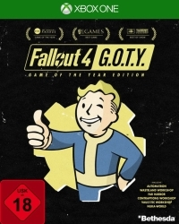 Fallout 4 GOTY [uncut Edition] (Xbox One)