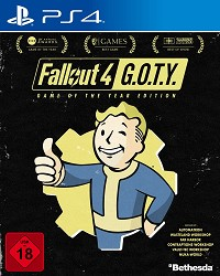 Fallout 4 GOTY [uncut Edition] (USK) (PS4)
