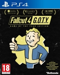 Fallout 4 GOTY [AT uncut Edition] (PS4)