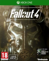 Fallout 4 + Fallout 3 [D1 Bonus uncut Edition] + Dog Tag  Limited Edition (exklusiv) (Xbox One)