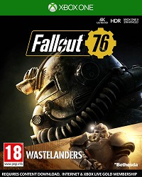 Fallout 76 Wastelanders [uncut Edition] (Xbox One)