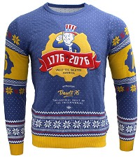 Fallout 76 Xmas Pullover (M) (Merchandise)